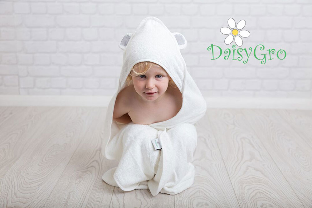 DaisyGro Childrens Bamboo Towel