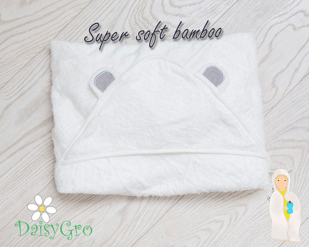 DaisyGro infant novelty towel